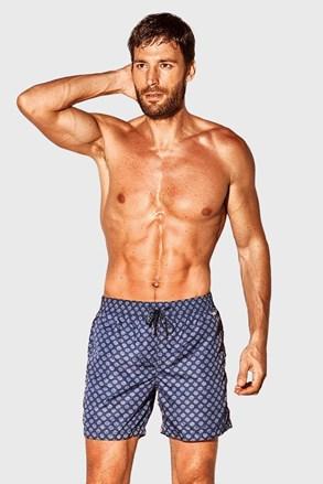 Plavo-bijele kupaće hlače David 52 Caicco