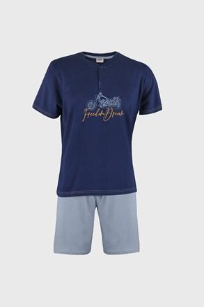 Plava pidžama Freedom dream