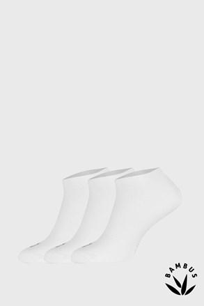 3 PACK čarape od bambusa Desi bijele
