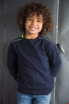Majica s kapuljačom za dječake Sport