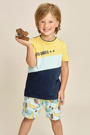 Pidžama za dječake Good Vibes