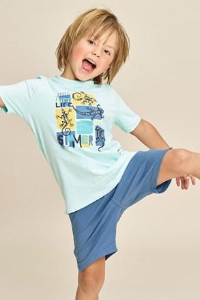 Pidžama za dječake Lizard