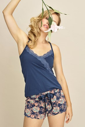 Ženska pidžama Flowers