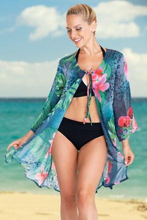 Ženska haljina za plažu Tropical Flower