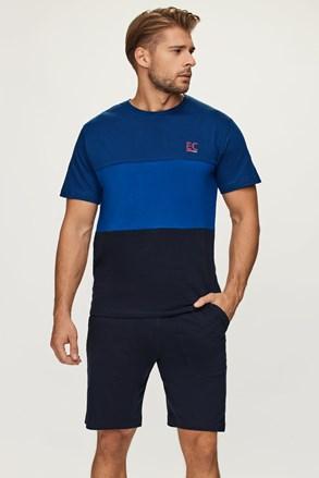 Plava pidžama Hugh