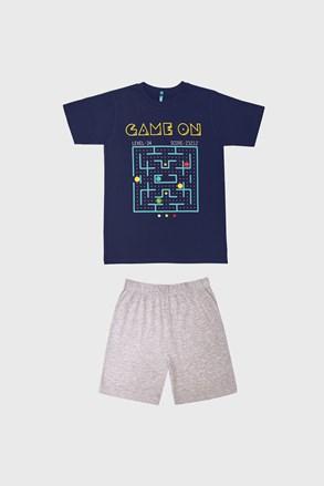 Pidžama za dječake Game on