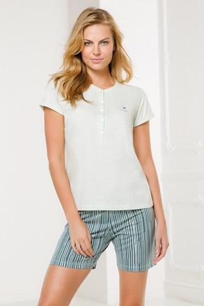 Ženska pidžama Verdino kratka