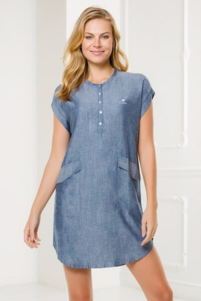 Ženska haljina za slobodno vrijeme Navetta plava