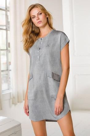 Ženska haljina za slobodno vrijeme Navetta siva