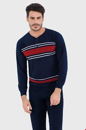 Plava pidžama Leo