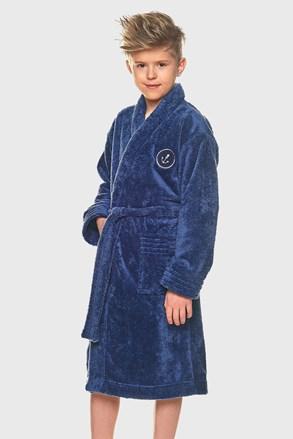 Ogrtač za dječake Elegant plavi