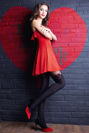 Čarape s gaćicama Enjoy Love