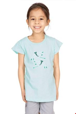 Majica za djevojčice Hapi