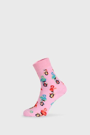 Čarape Happy Socks Flamingo Half Crew