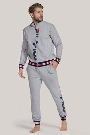 Siva pidžama FILA Branson