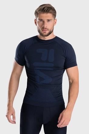 Tamnoplava funkcionalna majica FILA Dryarn Tech