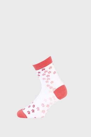 Čarape na cvjetiće za djevojčice
