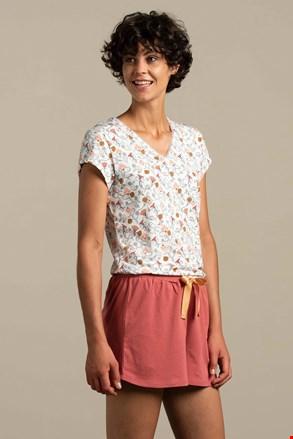 Ženska pidžama Hyacinth kratka