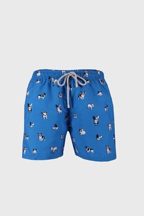 Plave kupaće hlače Bulldog