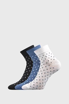 3 PACK ženskih čarapa Jana