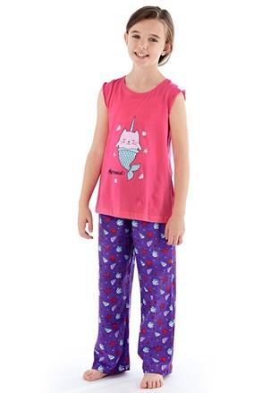 Pidžama za djevojčice Mermaid