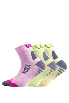 3 pack čarape za djevojčice Kryptoxik
