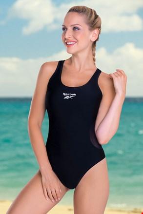 Ženski jednodijelni kupaći kostim Reebok Lallie Black
