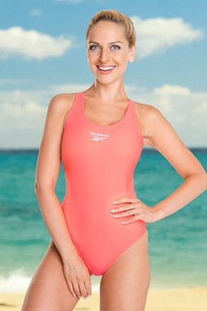 Ženski jednodijelni kupaći kostim Reebok Lallie Coral