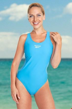 Ženski jednodijelni kupaći kostim Reebok Lallie Aqua