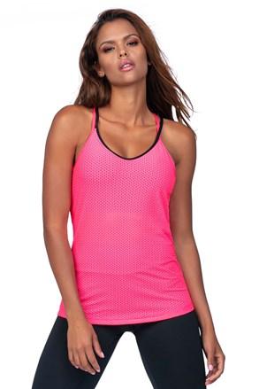 Ženska roza sportska majica