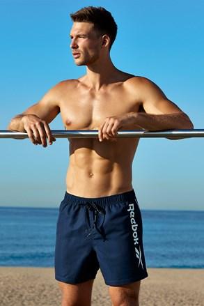 Muške kupaće kratke hlače Reebok Yestin Navy