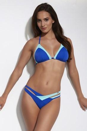 Gornji dio dvodijelnog kupaćeg kostima Laguna Bustier Blue