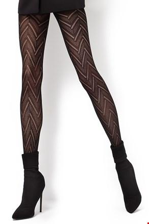 Čarape s gaćicama s uzorkom Lola2 60 DEN