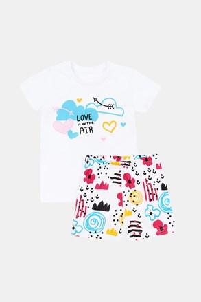 Pidžama za djevojčice Love Art