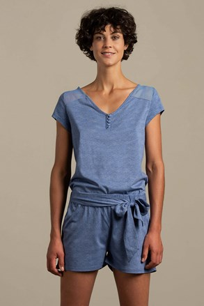 Ženska pidžama Lucia kratka
