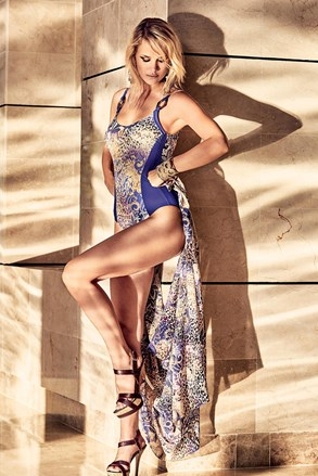 Haljina za plažu Serena