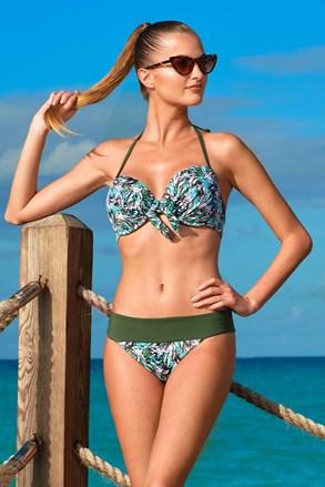 Ženski dvodijelni kupaći kostim Mandaly Leafy