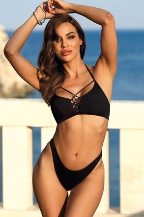 Ženski dvodijelni kupaći kostim Marbella black