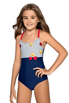 Jednodijelni kupaći kostim za djevojčice Susan