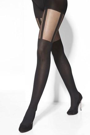 Čarape s gaćicama plus size Monique