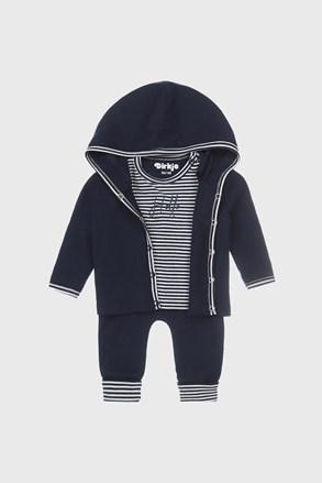 Komplet za dječake bebe Baby love
