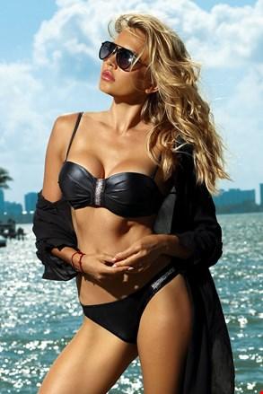 Gornji dio ženskog kupaćeg kostima Acapulco crni