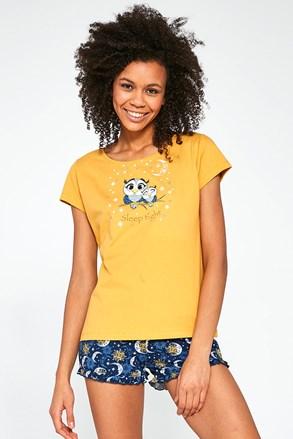 Ženska pidžama Owls