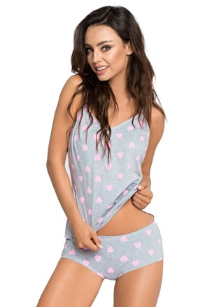 Ženska pidžama Alice 01