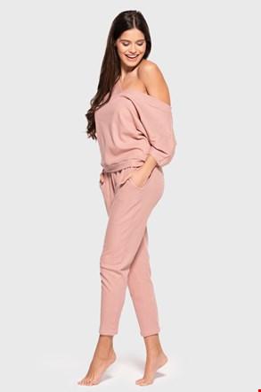 Ženska pamučna pidžama Rose