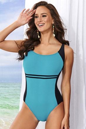 Ženski jednodijelni kupaći kostim Clara Blue