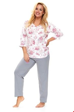 Ženska plus size pidžama Lovely