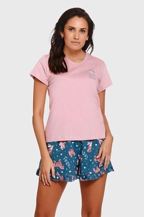 Ženska pamučna pidžama Pure Nature