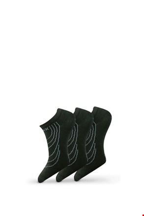 3 pack čarapa Rex 02 crne