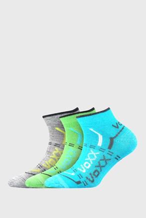 3 PACK niskih čarapa za dječake VOXX